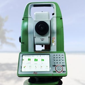 Máy toàn đạc Leica Flexline TS10