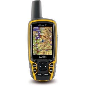 máy định vị cầm tay gps-garmin-GPS Garmin Map 62S