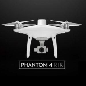UAV RTK Phantom 4