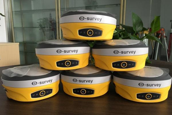 Máy E-Survey mới về
