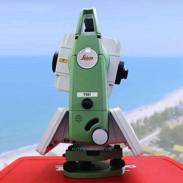 Máy toàn đạc điện tử Leica Flexline Ts07