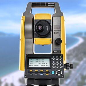 máy toàn đạc điện tử Topcon GM-50
