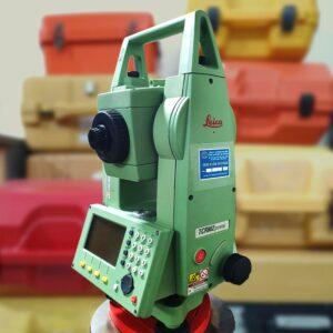 máy toàn đạc điện tử leica TCR 802 cũ
