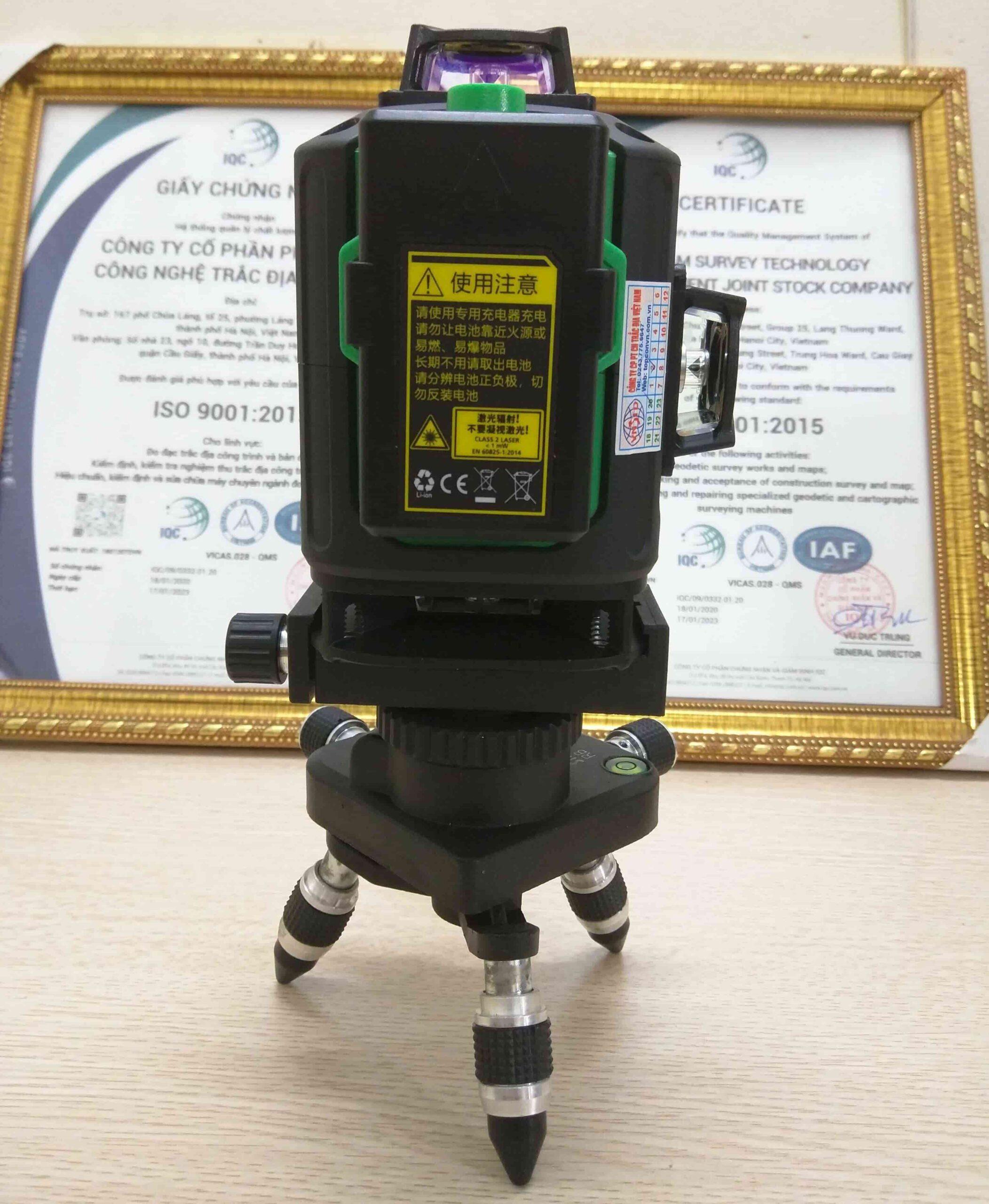 Máy Cân mực Laser Sincon Sl-4Ds