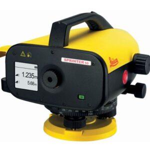 máy thủy bình điện tử Leica Sprinter 50