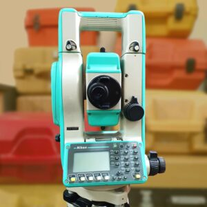 máy toàn đạc Nikon NPL-632 cũ